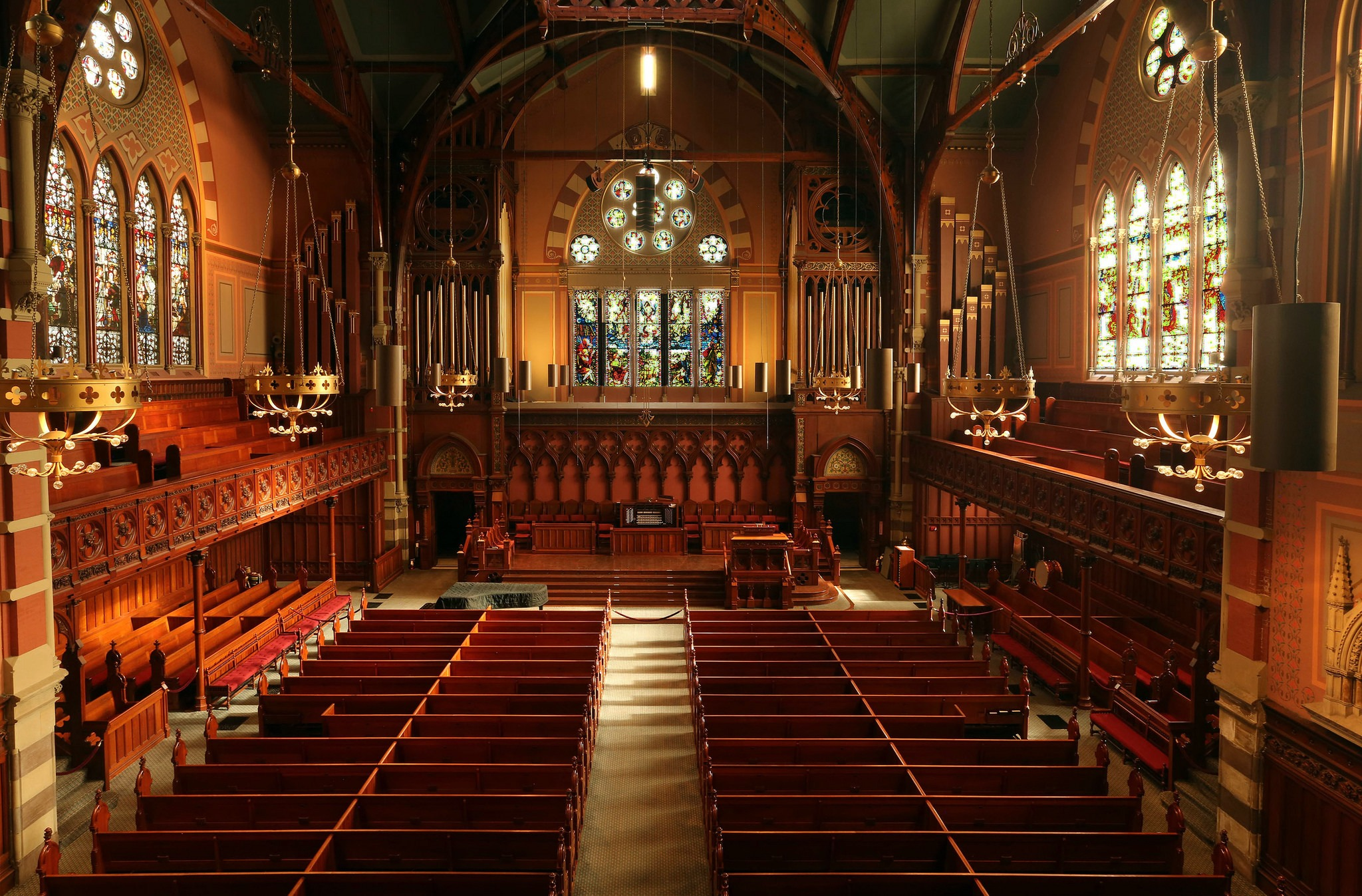 Sanctuary at Old South Church