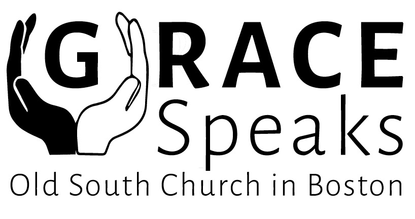 (G)RACE Speaks at Old South Church in Boston