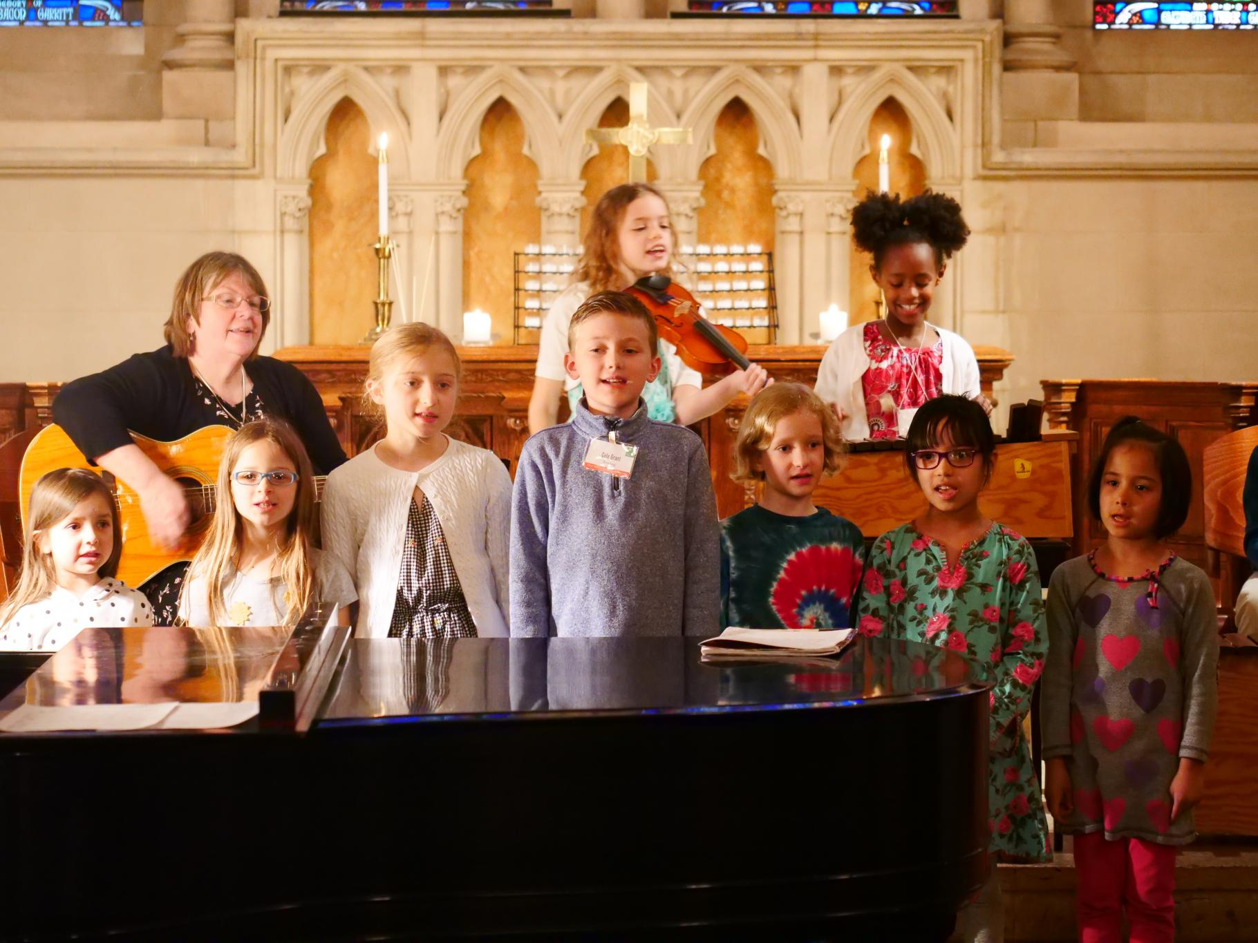 Children's Music at Old South Church