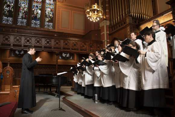 Old South Church Choir