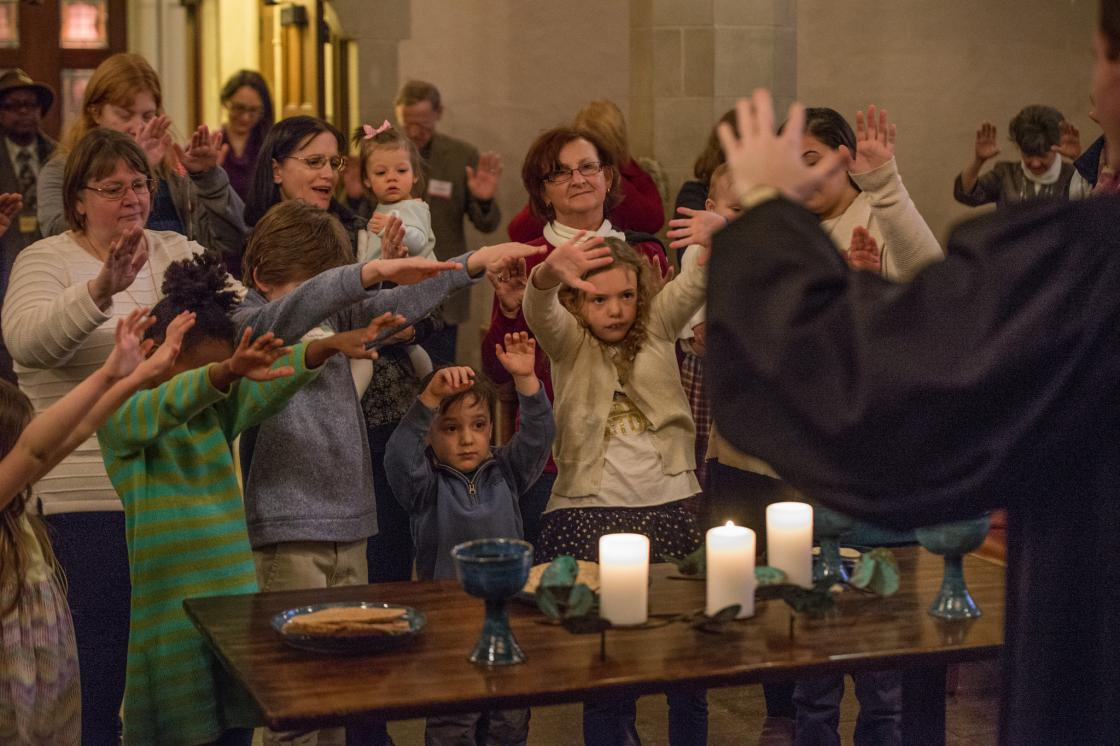 First Worship